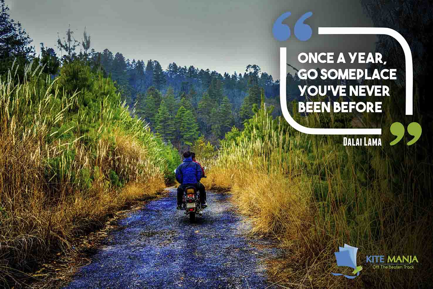 Seven Motivational Quotes to Inspire you to Travel Northeast